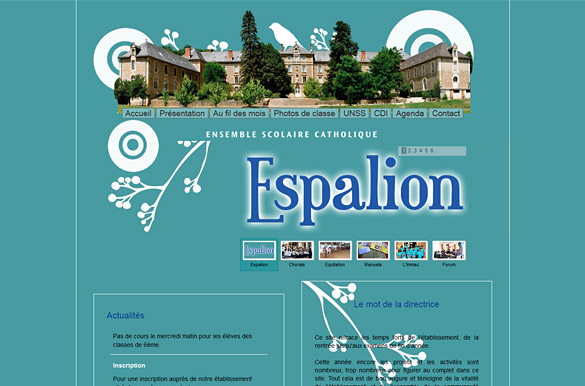 Ensemble scolaire Catholique d'Espalion